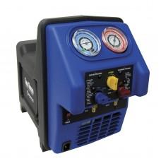 Mastercool Twin Turbo refrigerant recovery system/ yağsız geri dönüşüm pompası