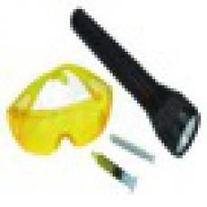 UV kaçak arama seti / UV leak dedector set CH7855