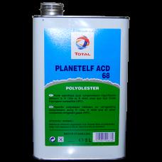 Soğutucu Kimyasal POE 68 yağ / POE oil 1 lt TOTAL